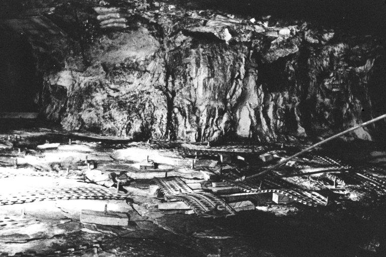 Geneva Mine, UT 1955