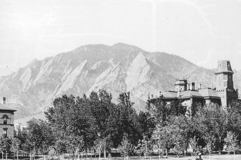 Boulder, Colorado 1902