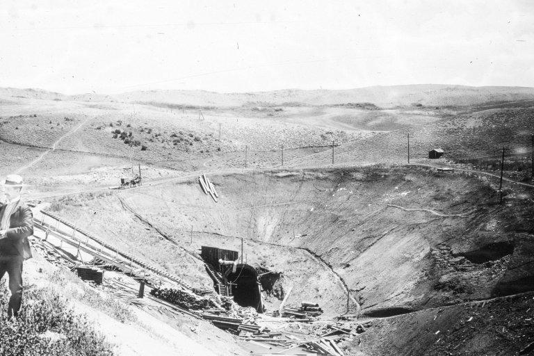 Wyoming, 1903