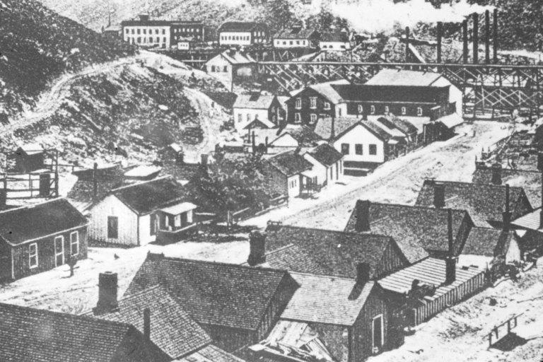 Cambria, Wyo cu.1900