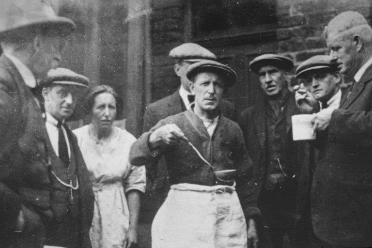 Neville 1926 Strike