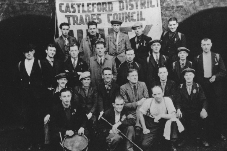 Neville 1936 Nat'l Hunger March