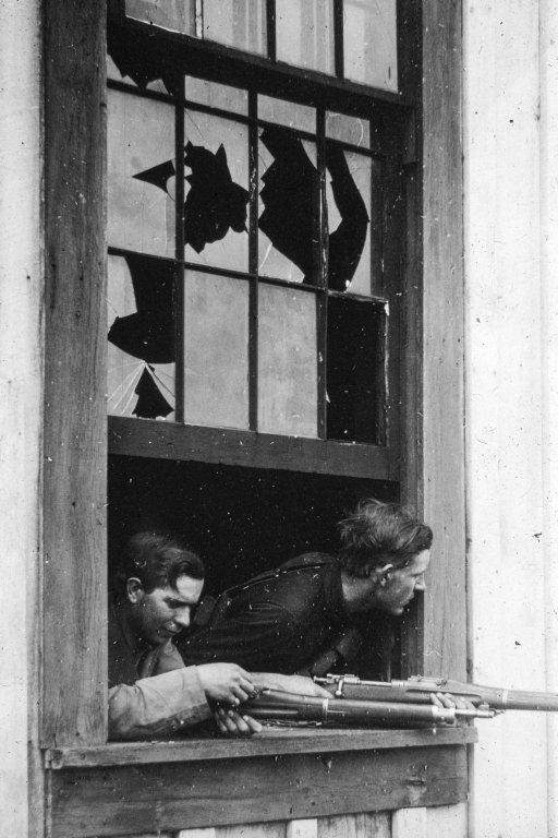 Ludlow? 1914?