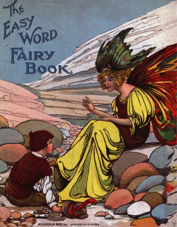 Fairy tales in easy-words