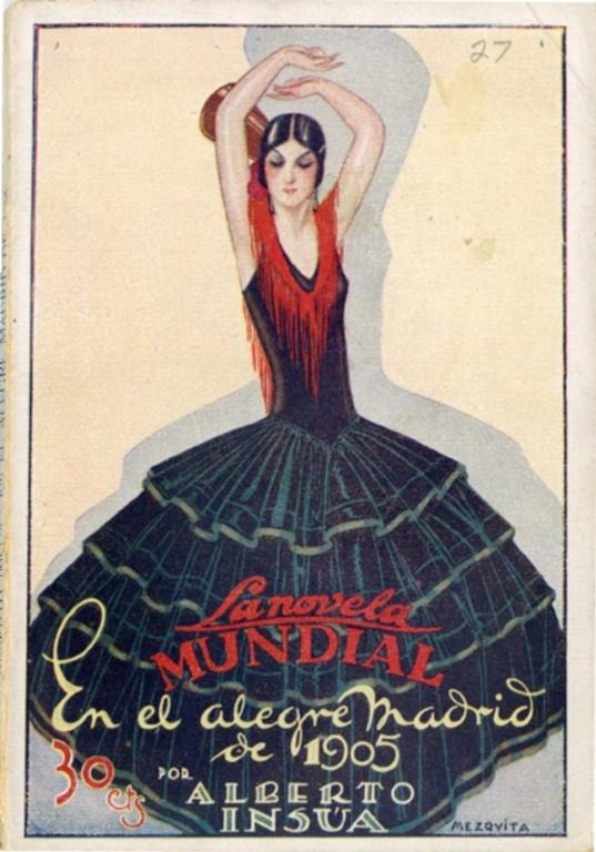En el alegre Madrid de 1905