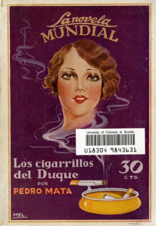 Los cigarrillos del duque