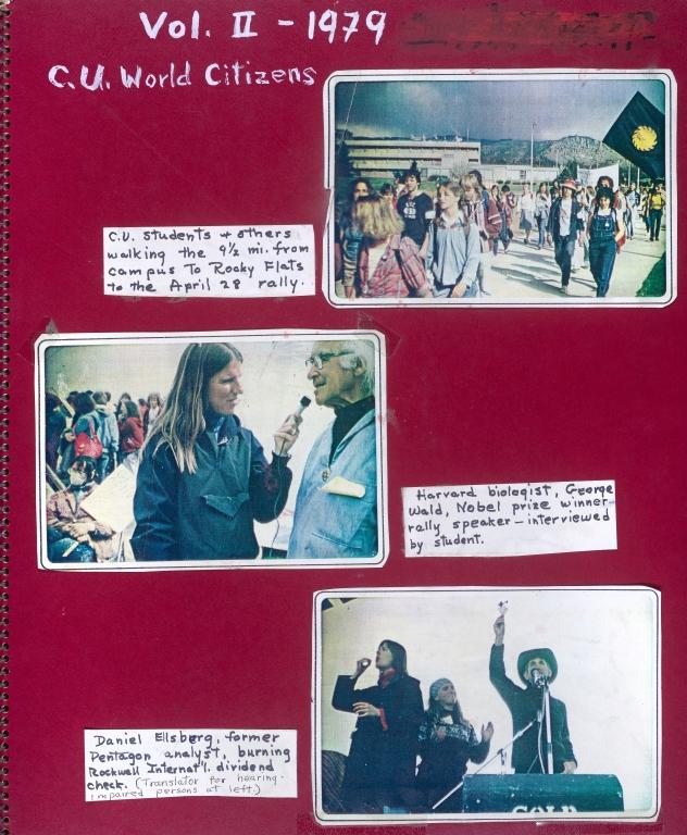 C.U. World Citizens Vol. 2 - 1979