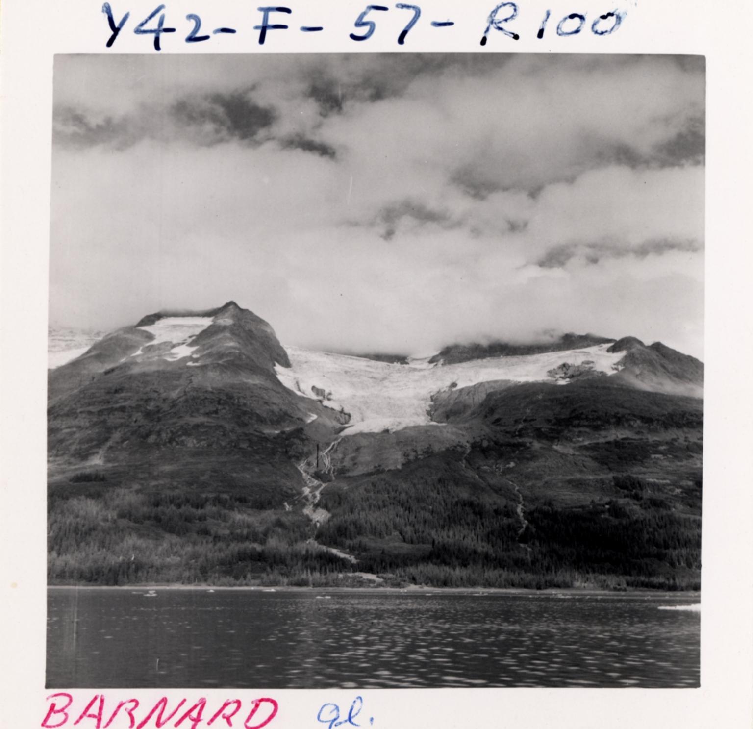Barnard Glacier, Alaska, United States