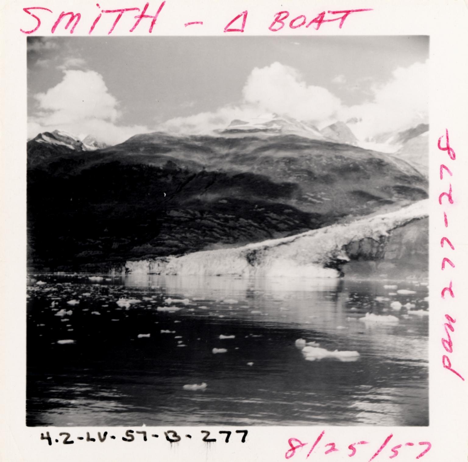 Smith Glacier, Alaska, United States
