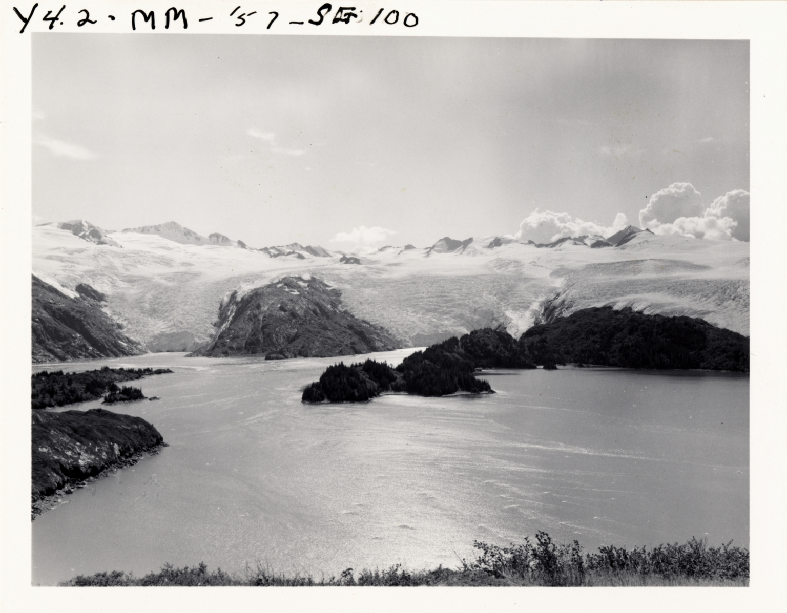 Beloit Glacier, Alaska, United States