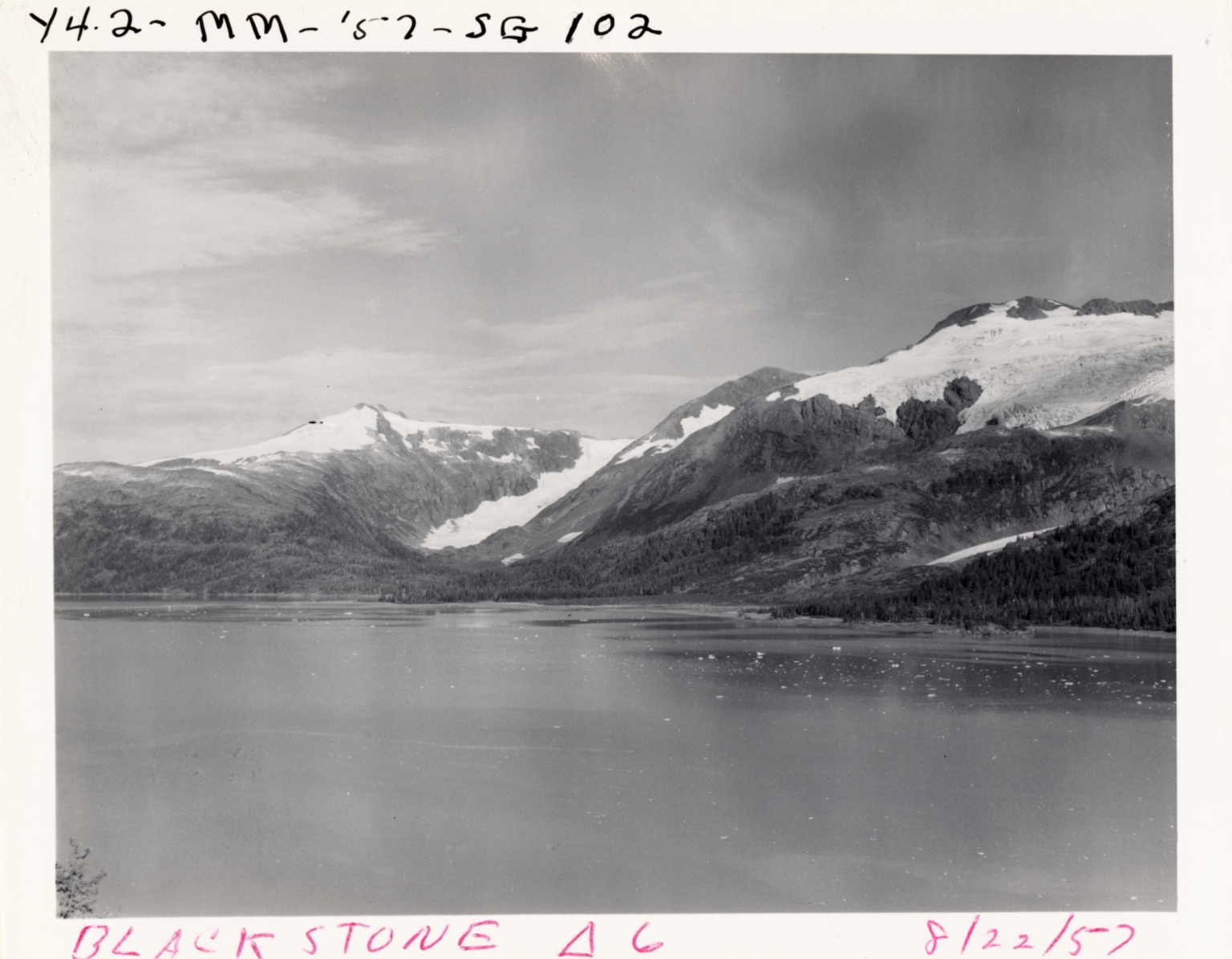 Ripon Glacier, Alaska, United States