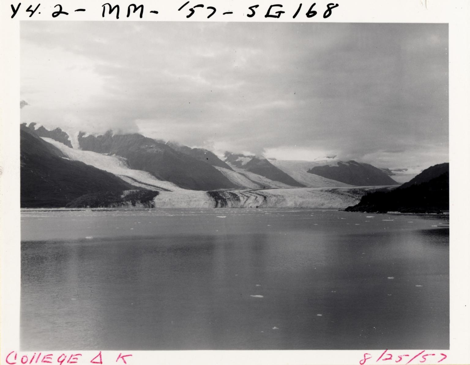 Harvard Glacier, Alaska, United States