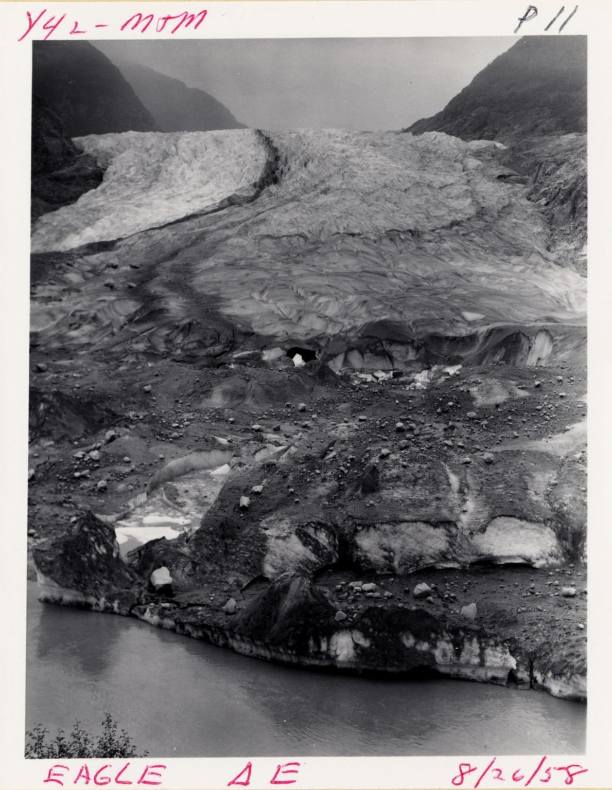 Eagle Glacier (Anchorage), Alaska, United States