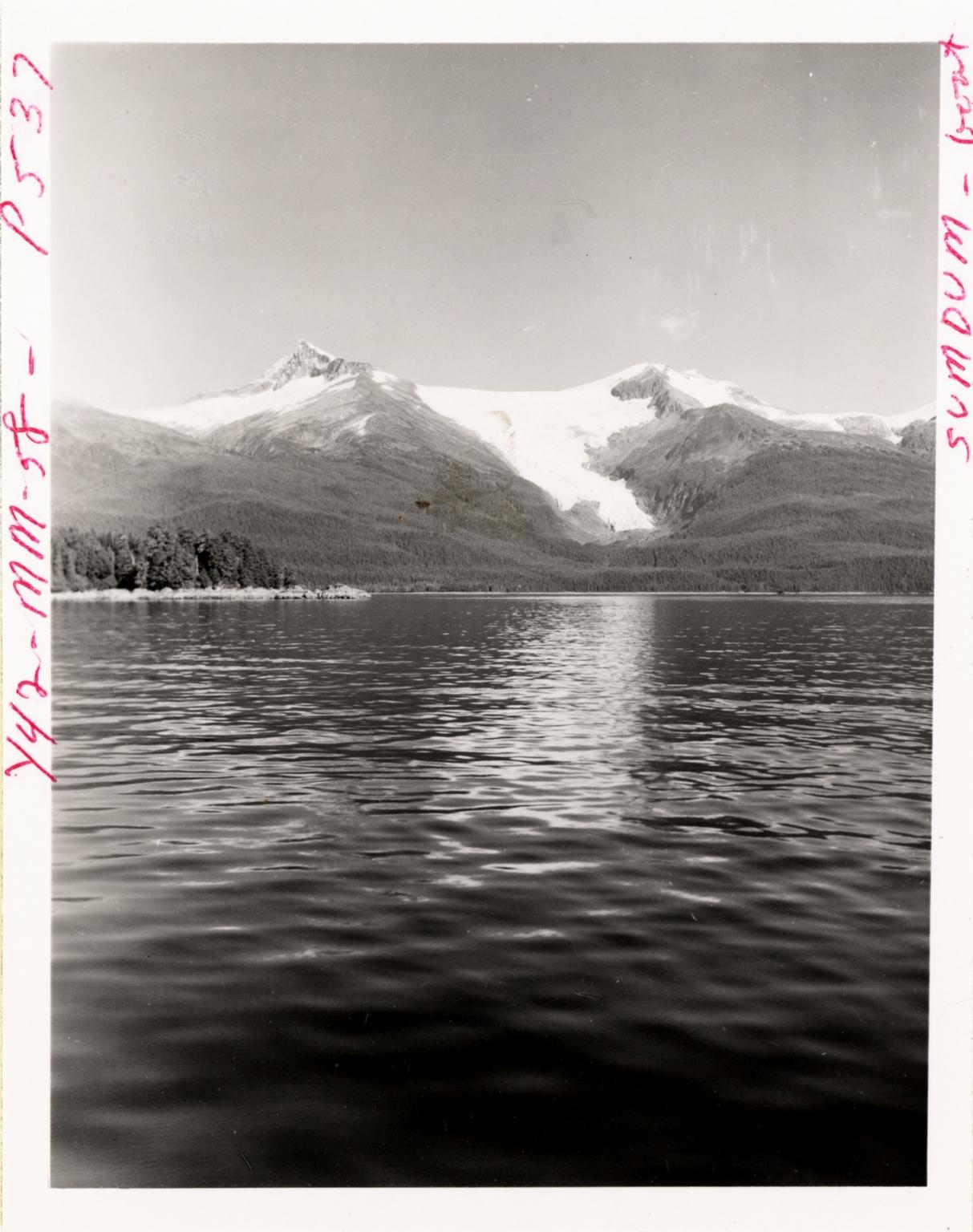 Sumdum Glacier, Alaska, United States