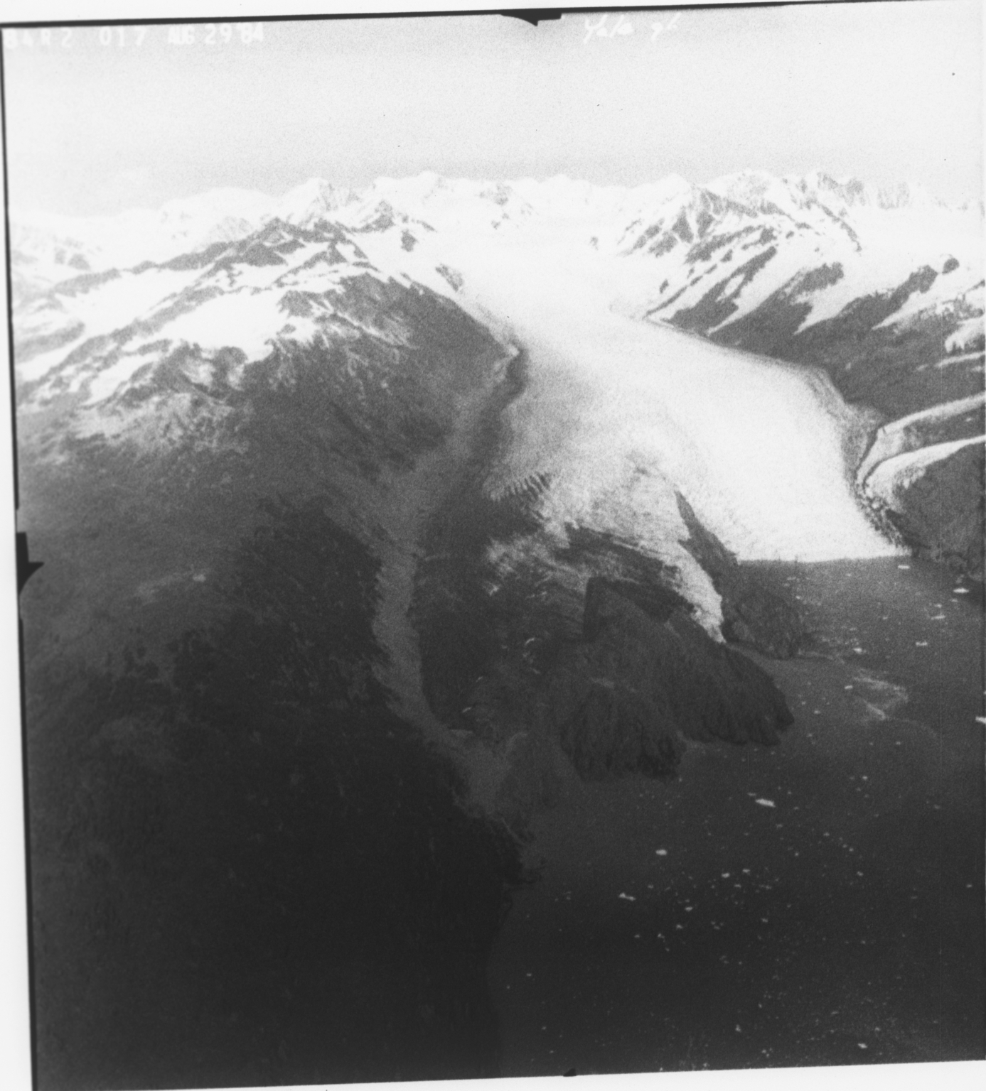 Yale Glacier, Alaska, United States