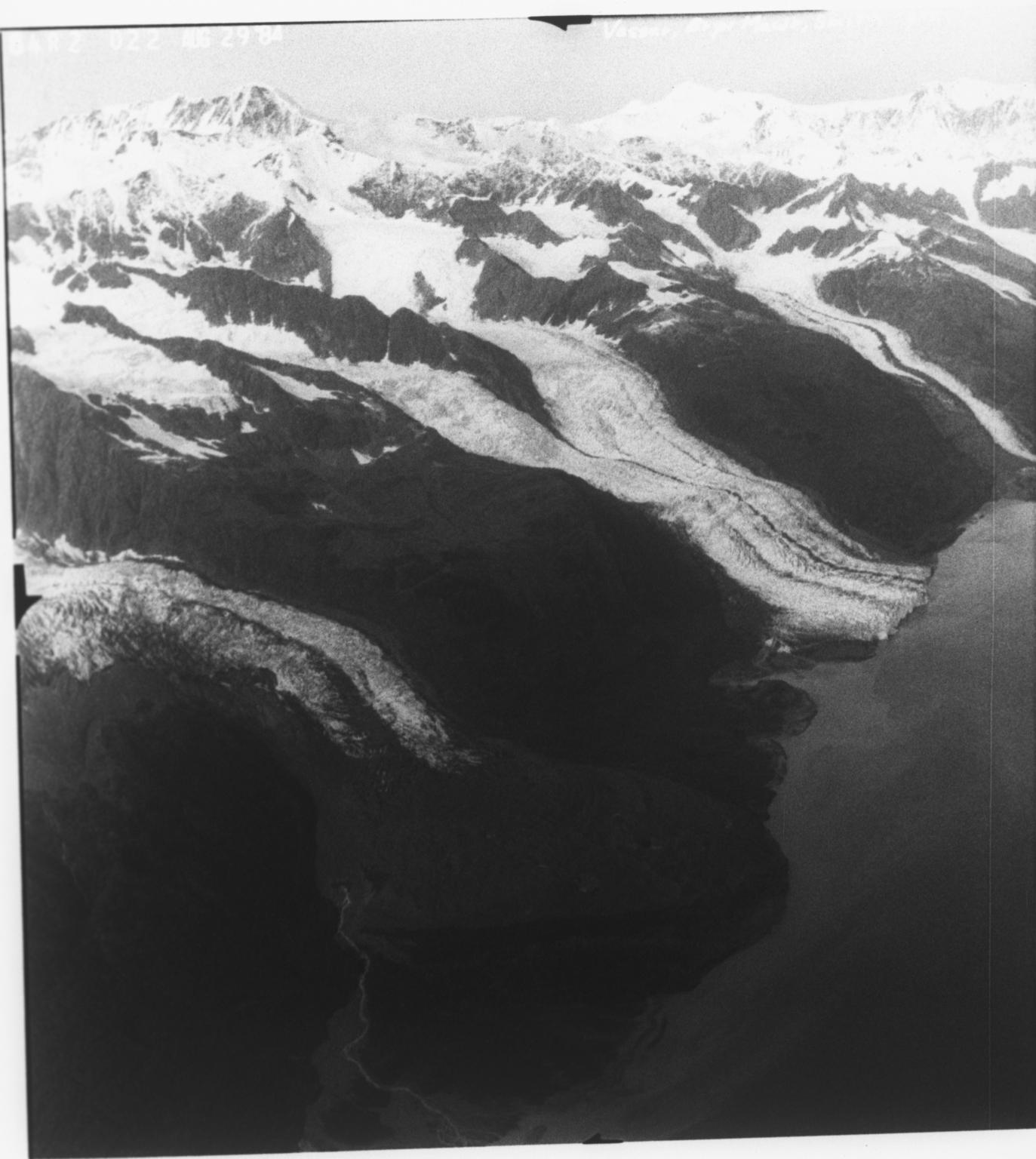Vassar Glacier, Alaska, United States