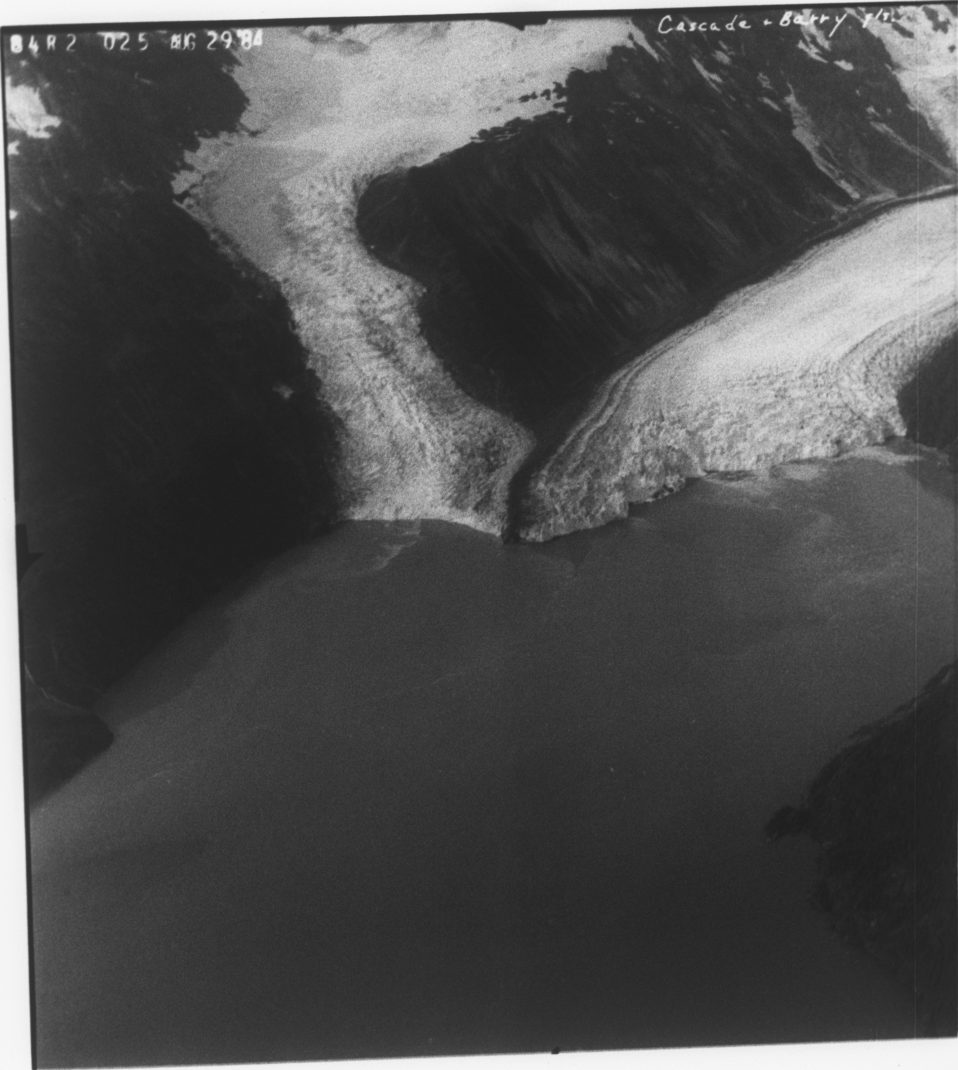 Cascade Glacier, Alaska, United States
