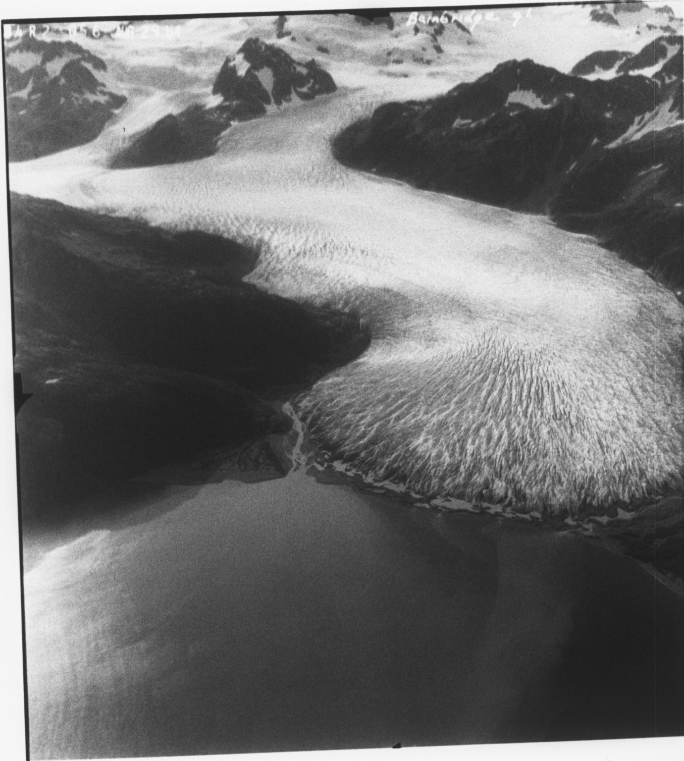 Bainbridge Glacier, Alaska, United States