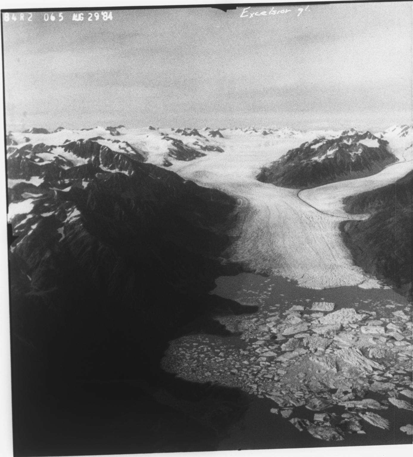 Excelsior Glacier, Alaska, United States
