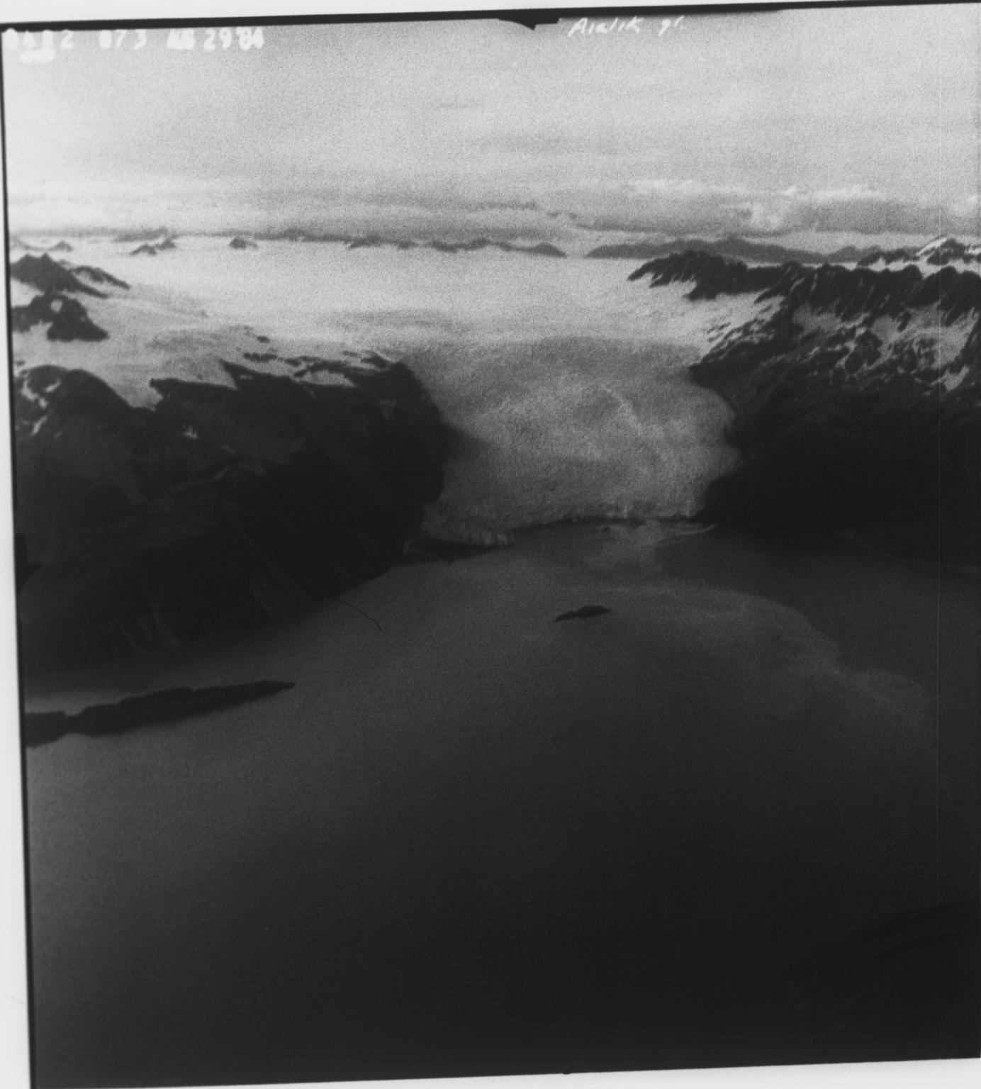 Aialik Glacier, Alaska, United States