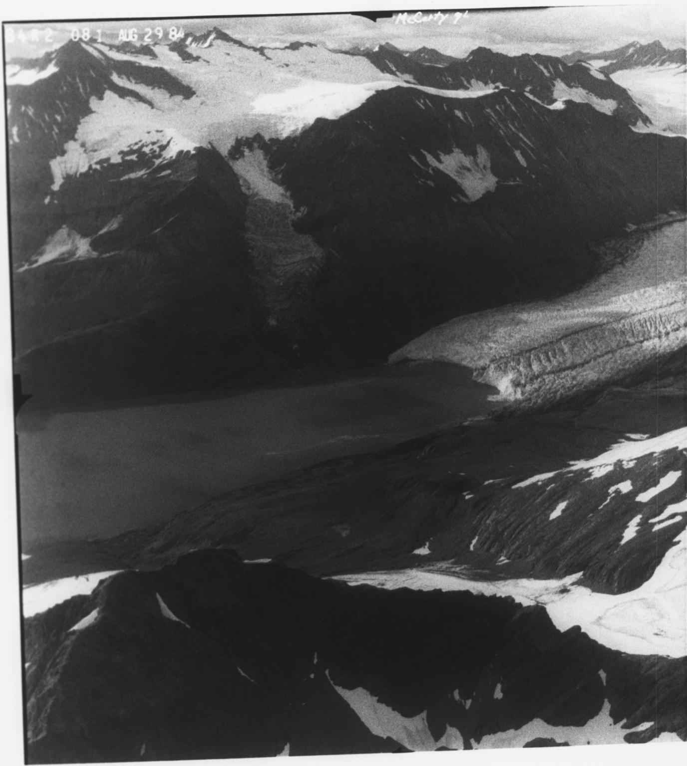 McCarty Glacier, Alaska, United States