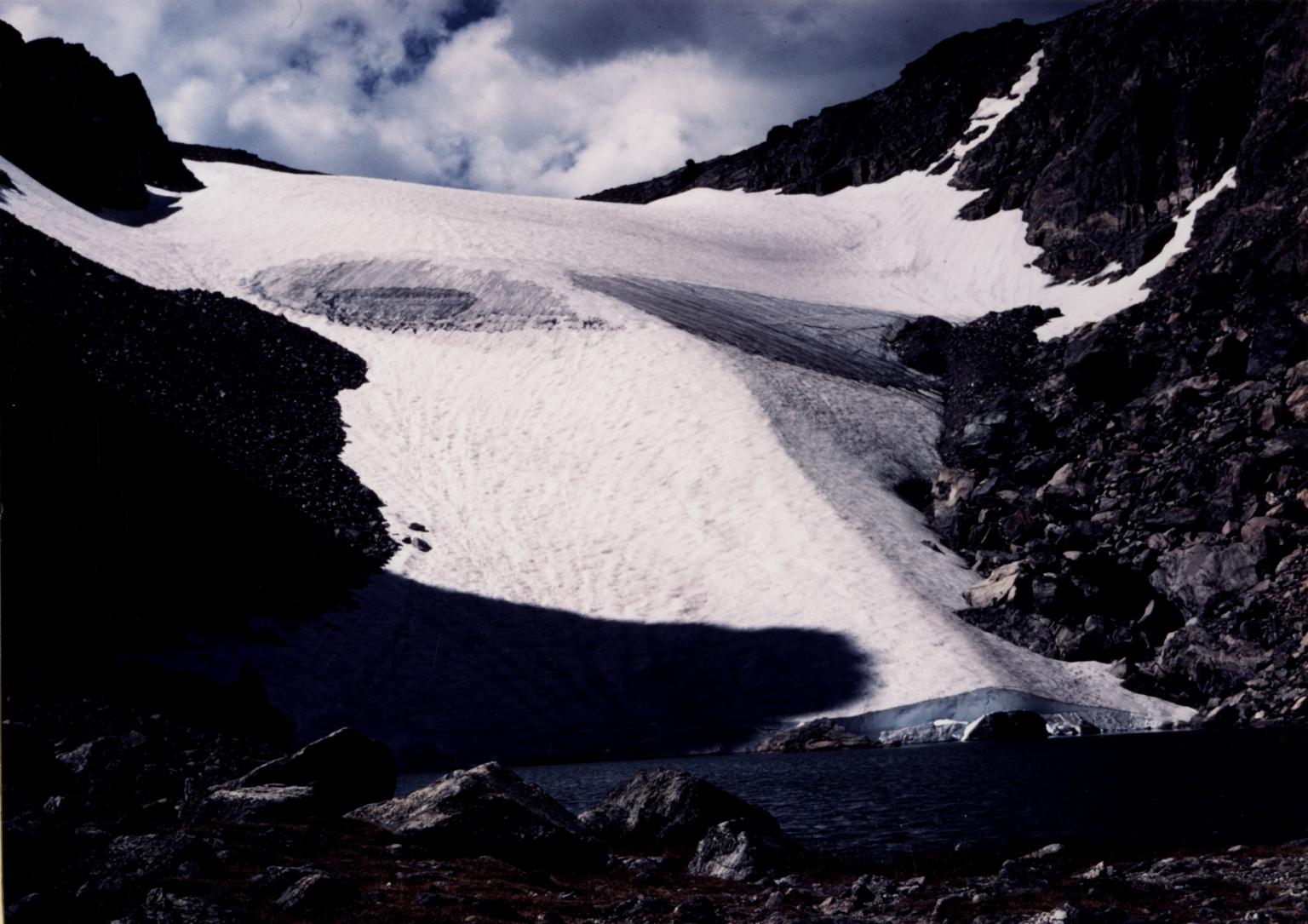 Andrews Glacier, Colorado, United States