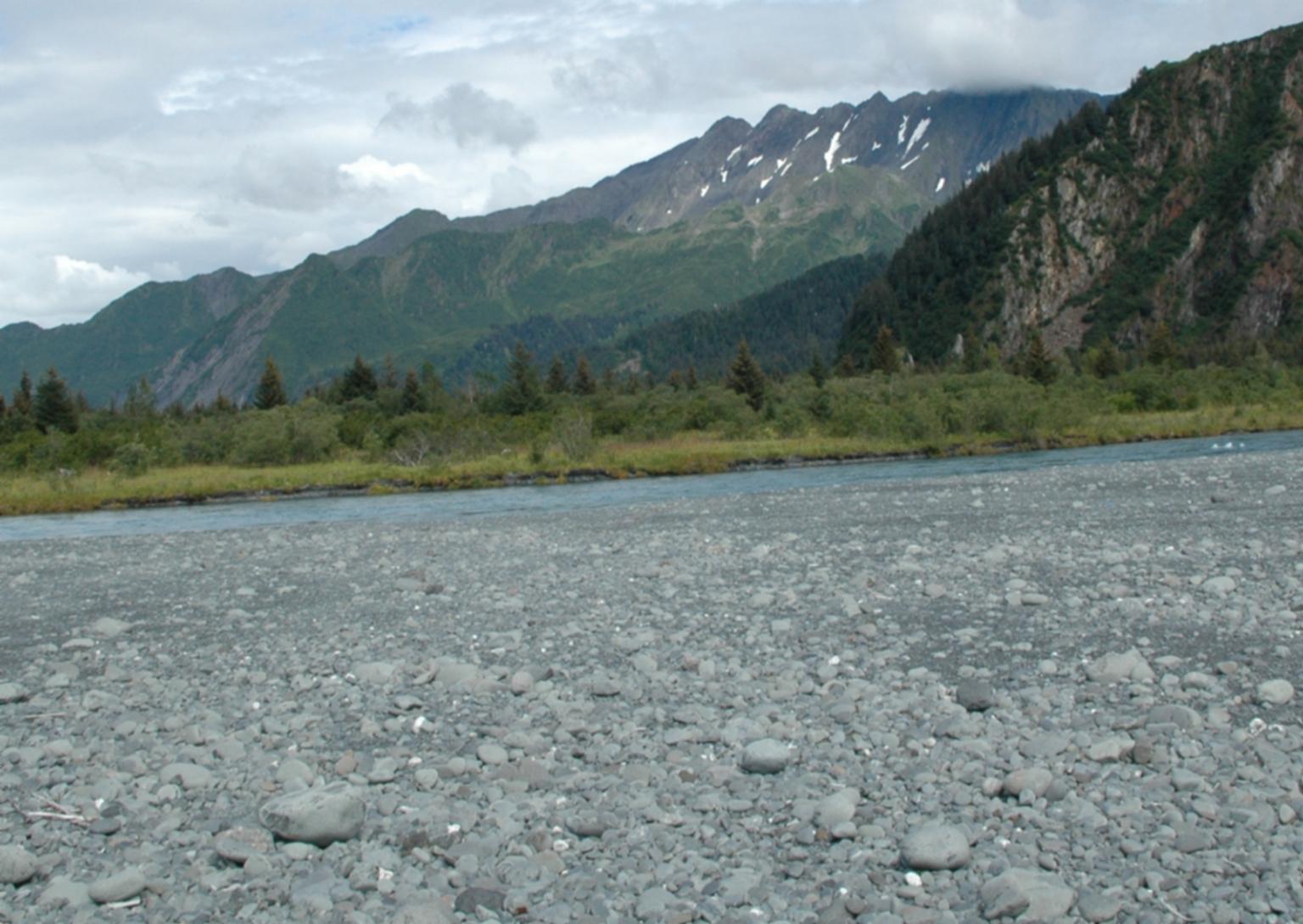 Bear Glacier, Alaska, United States