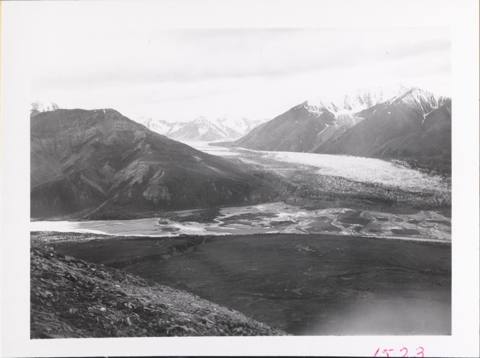 Black Rapids Glacier, Alaska, United States