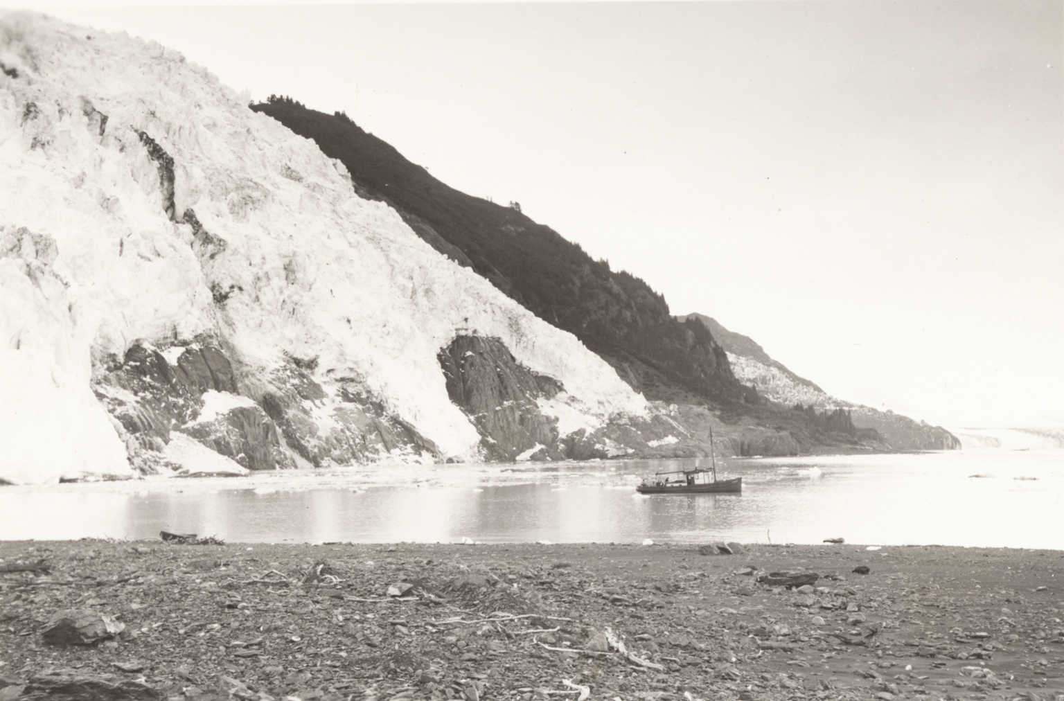 Bryn Mawr Glacier, Alaska, United States