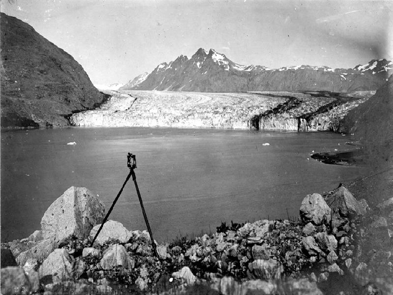 Carroll Glacier, Alaska, United States