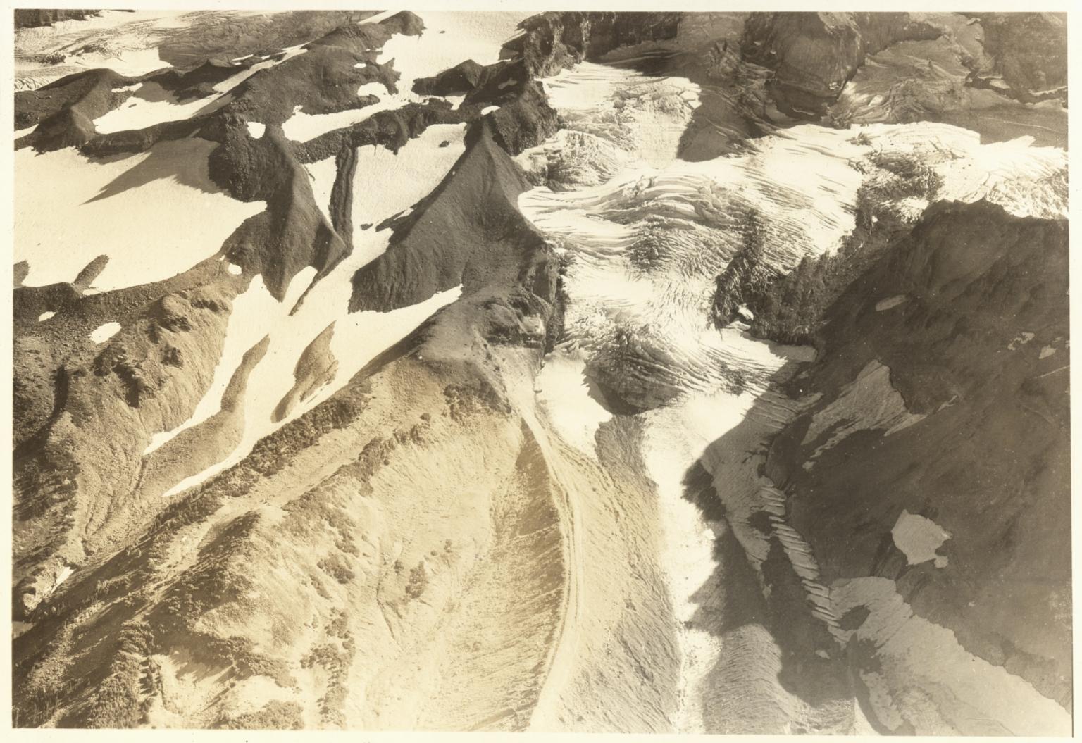 Coe Glacier, Oregon, United States