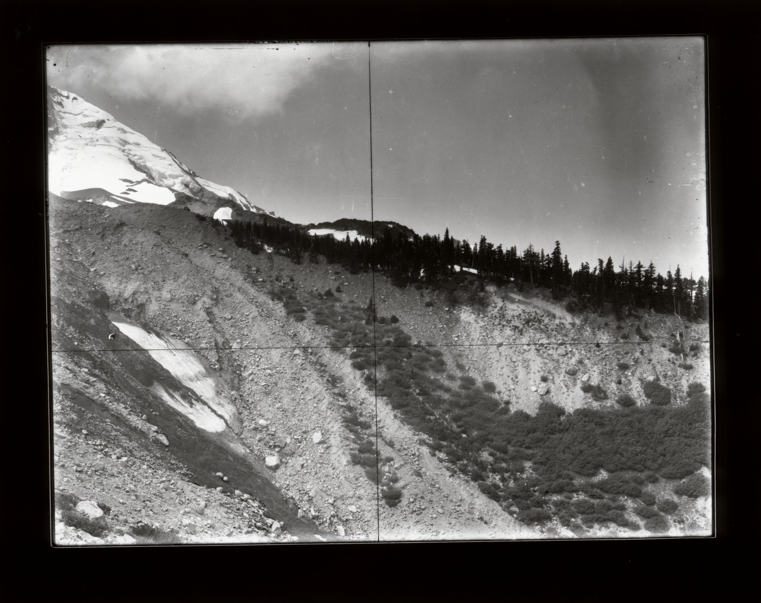 Eliot Glacier, Oregon, United States