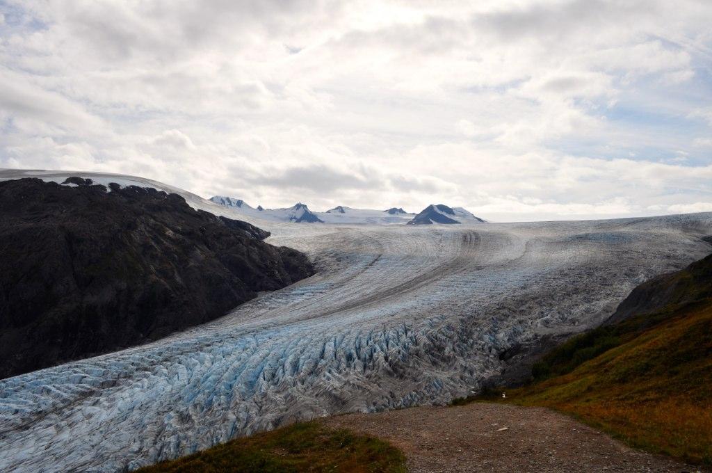 Exit Glacier, Alaska, United States