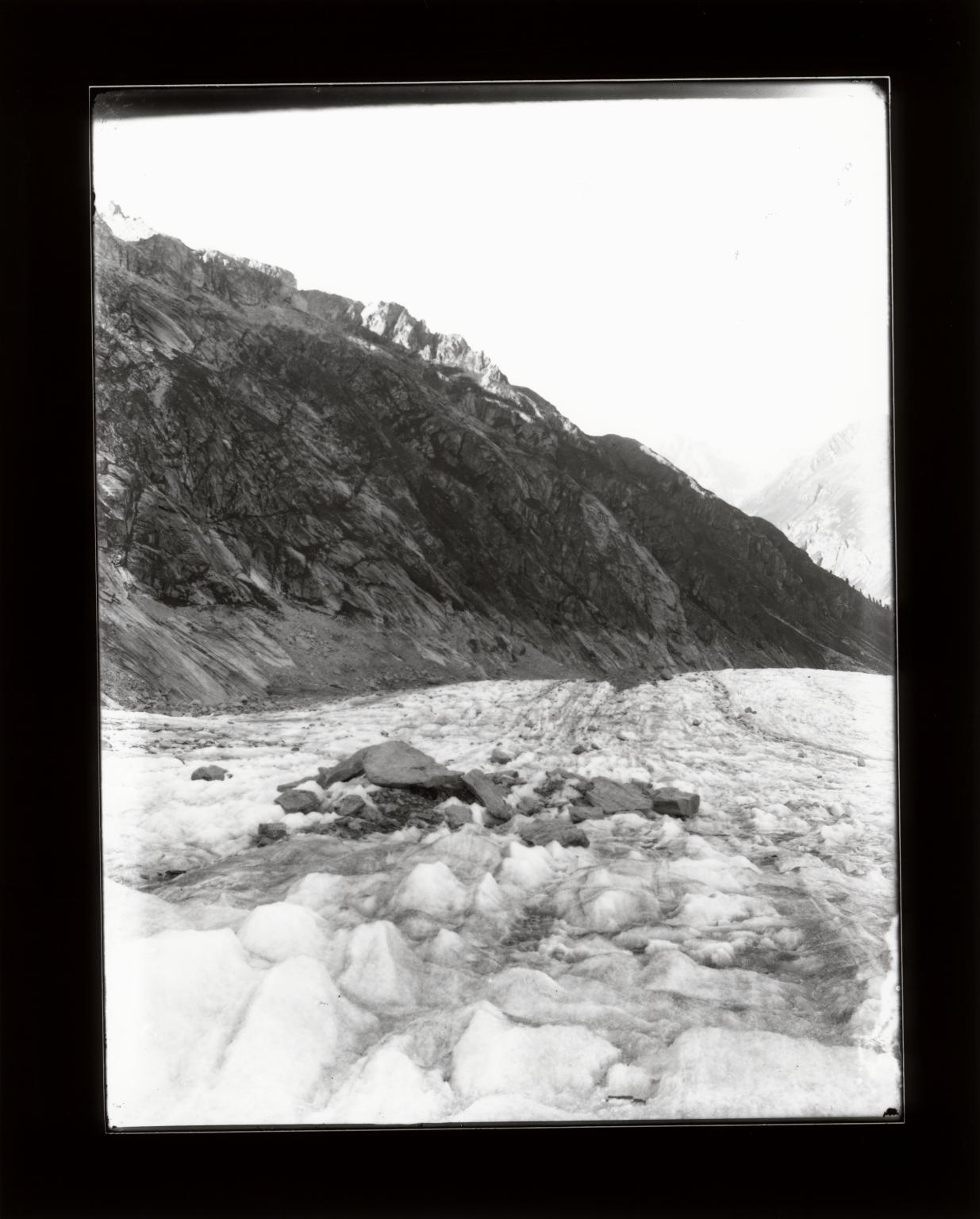 Forno Glacier, Graubünden, Switzerland
