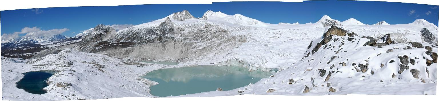 G3 Glacier, Wangdue Phodrang, Bhutan