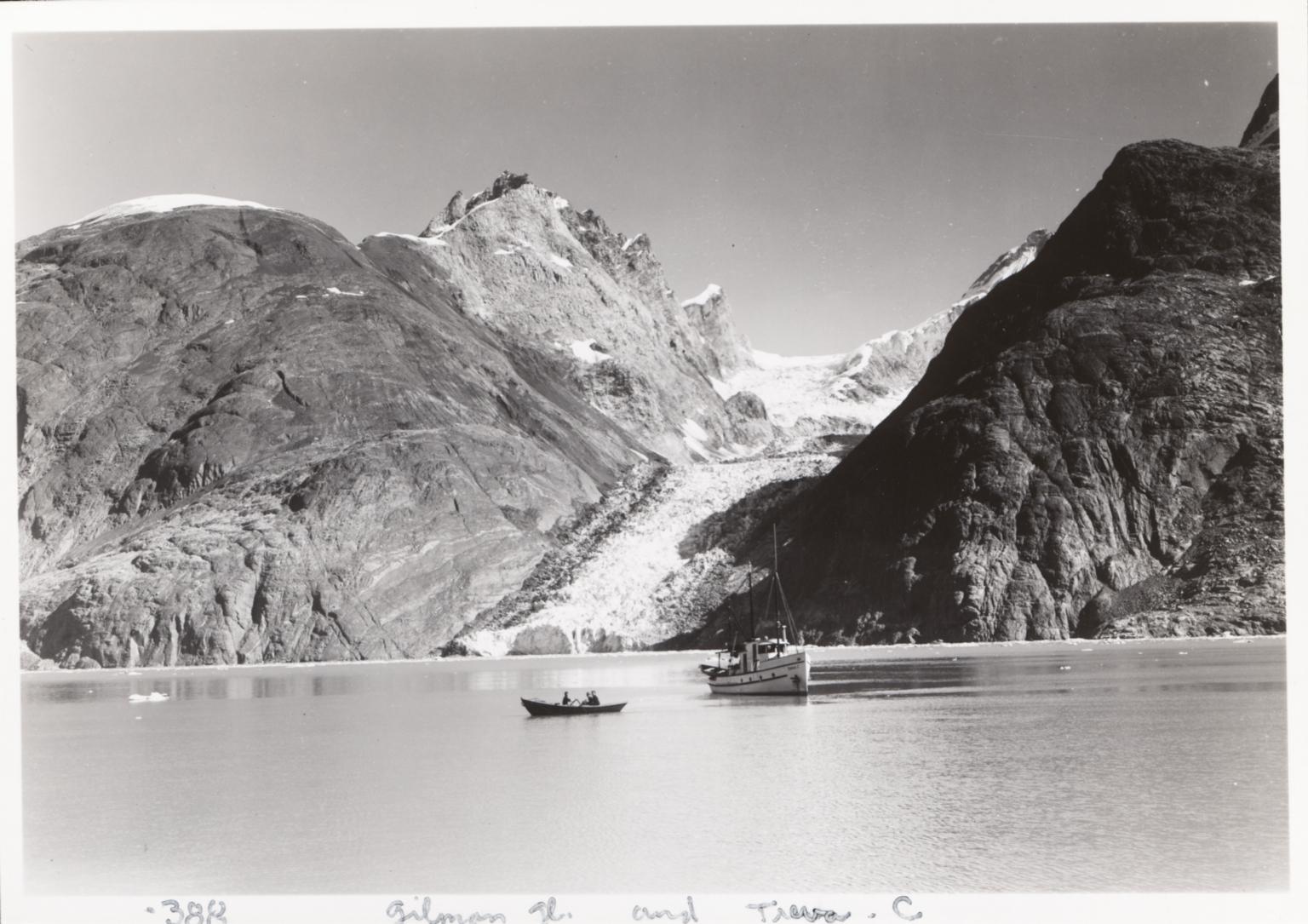 Gilman Glacier, Alaska, United States
