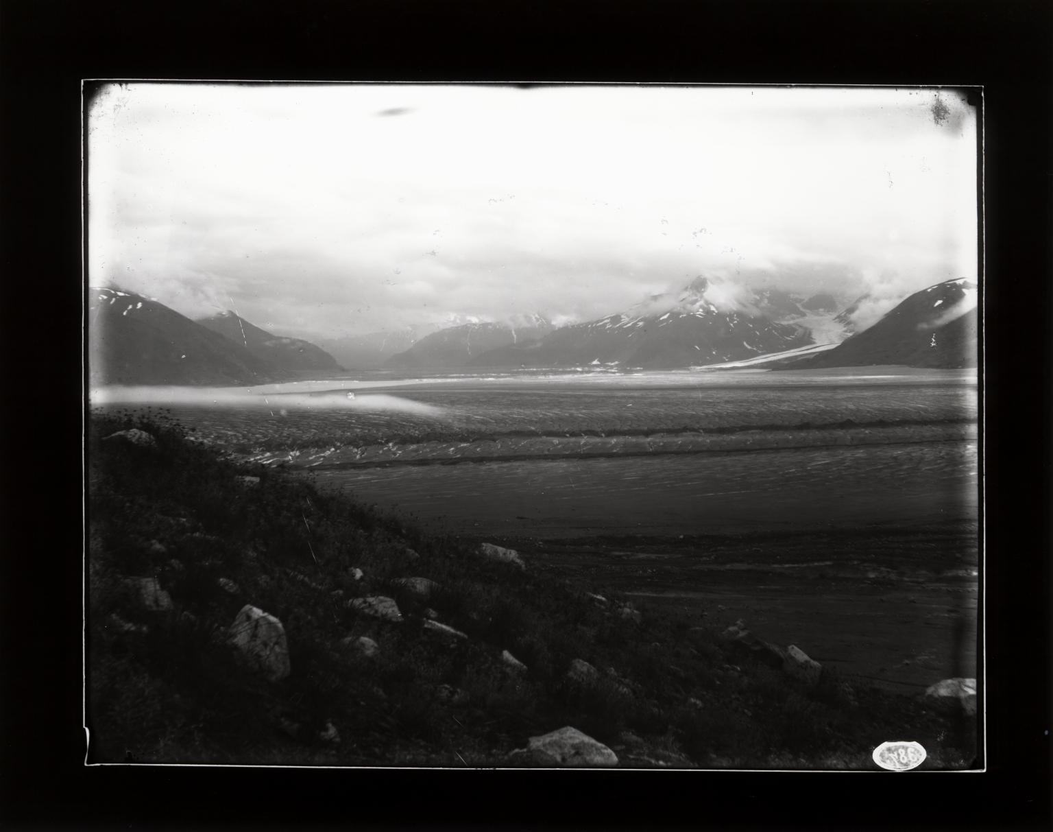Girdled Glacier, Alaska, United States
