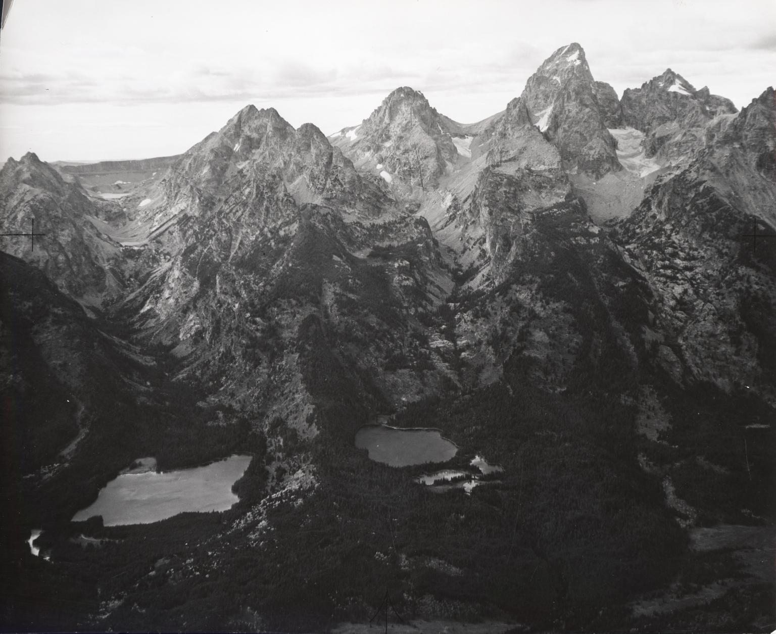 Grand Teton Glacier, Wyoming, United States