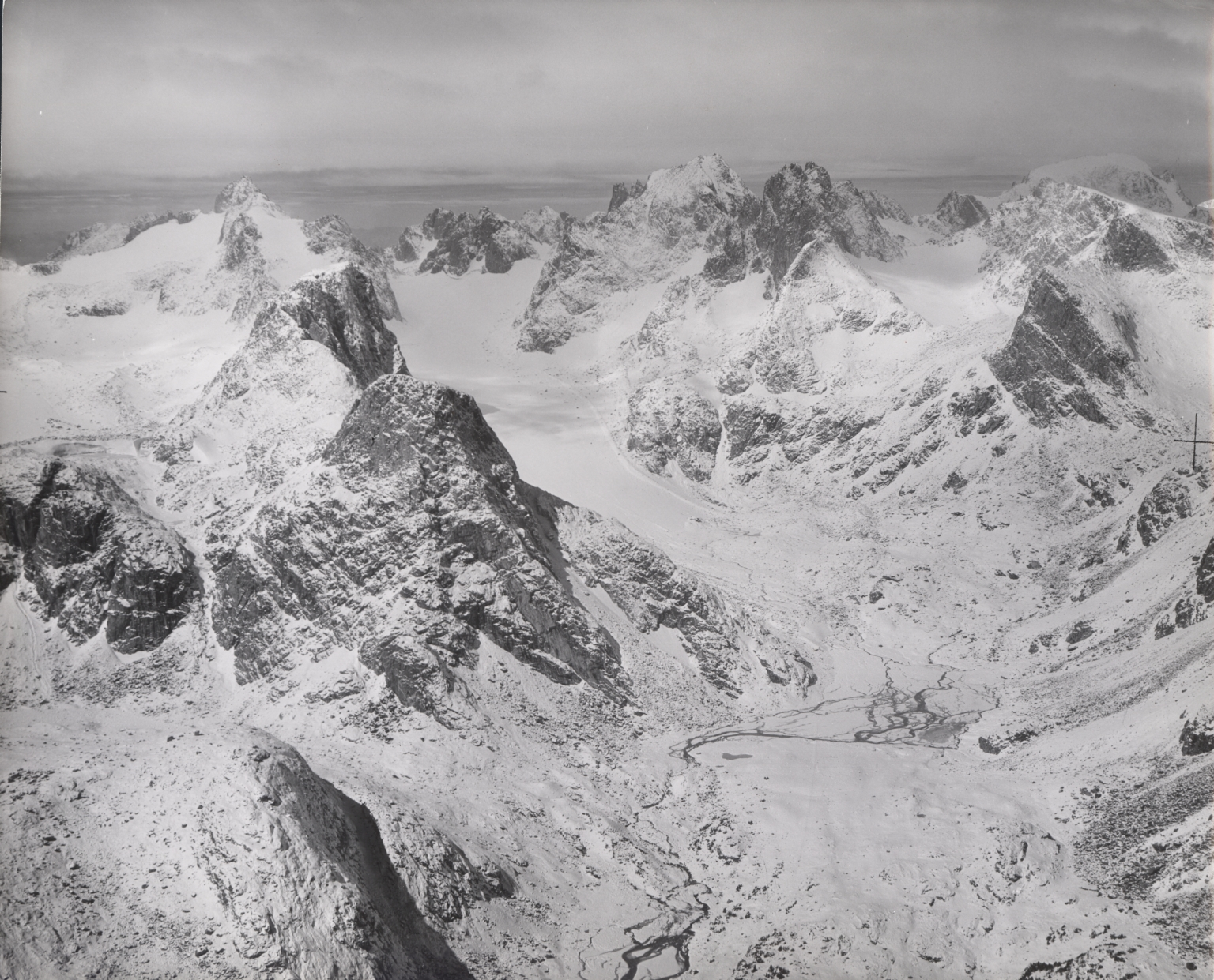 Helen Glacier, Wyoming, United States