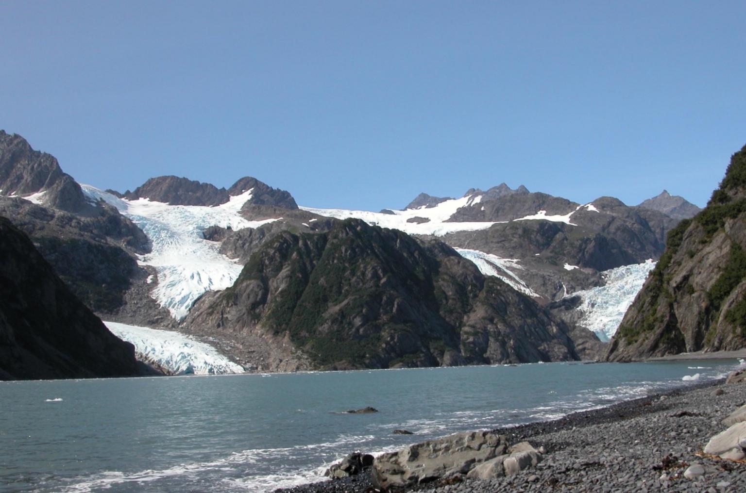 Holgate Glacier, Alaska, United States