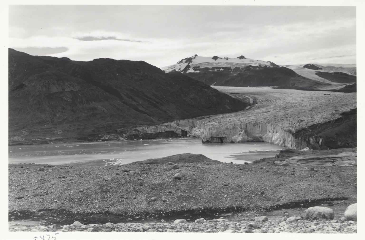 Hugh Miller Glacier, Alaska, United States