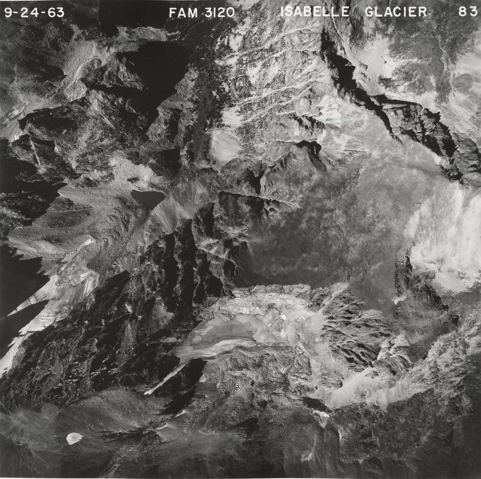 Isabelle Glacier, Colorado, United States