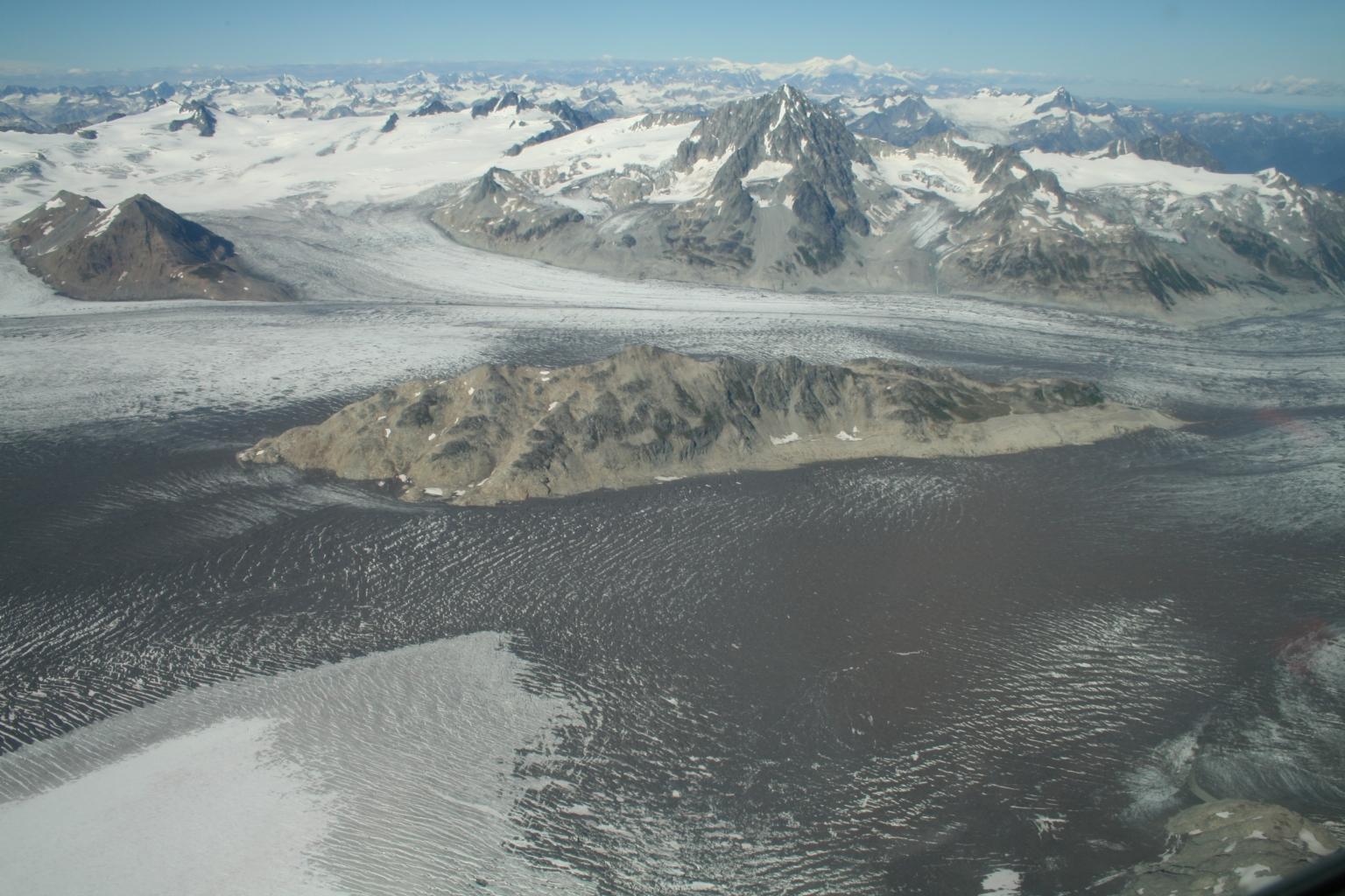 Double Glacier, Alaska, United States