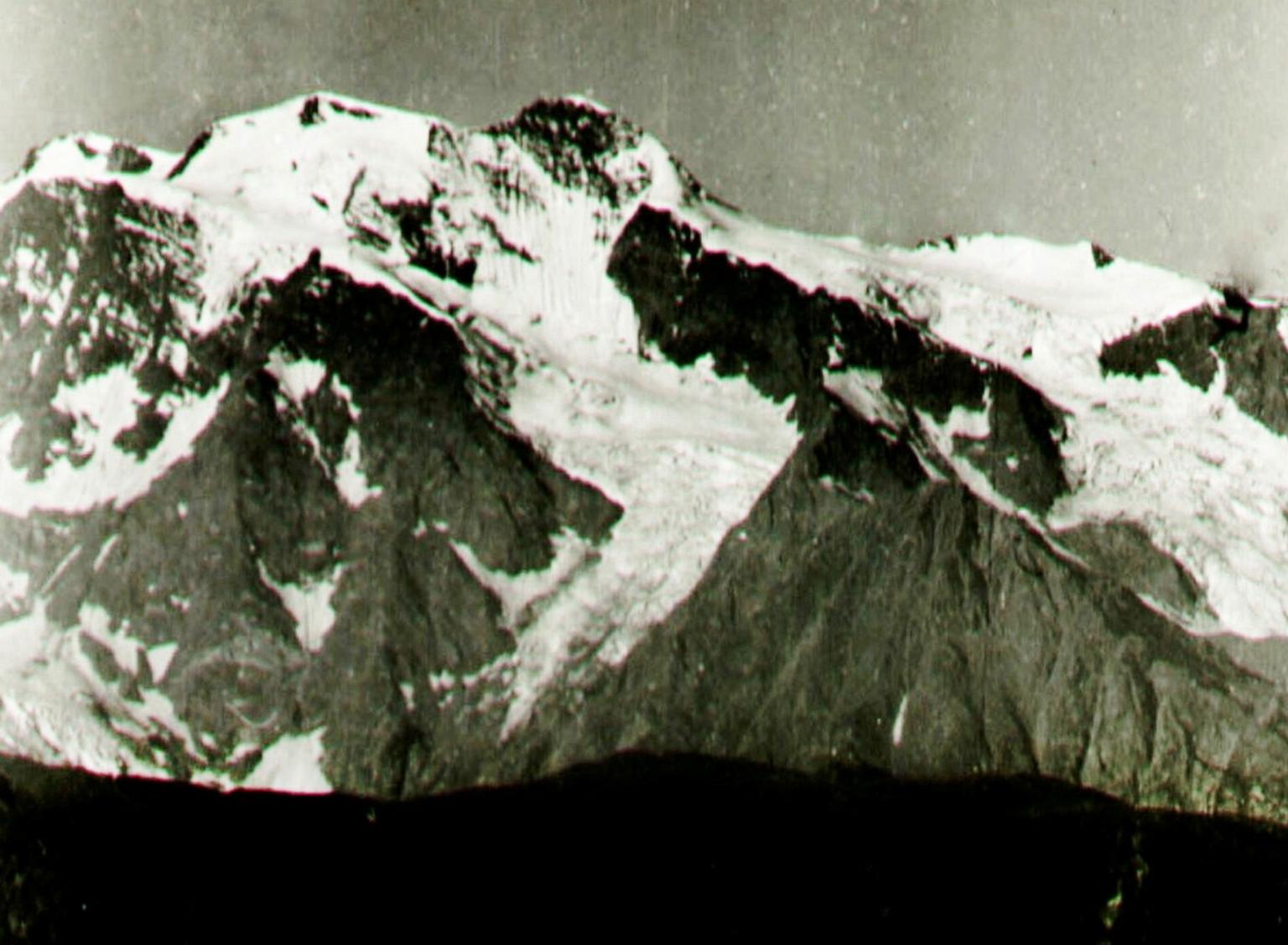 Laila Glacier, Georgia