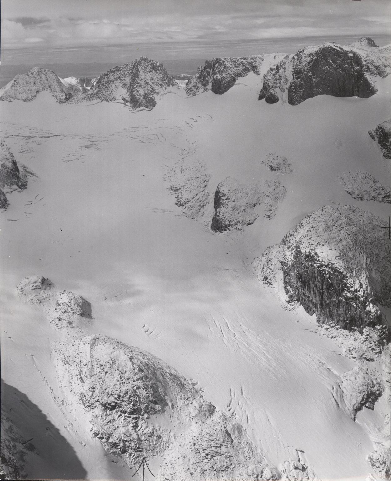 Mammoth Glacier, Wyoming, United States