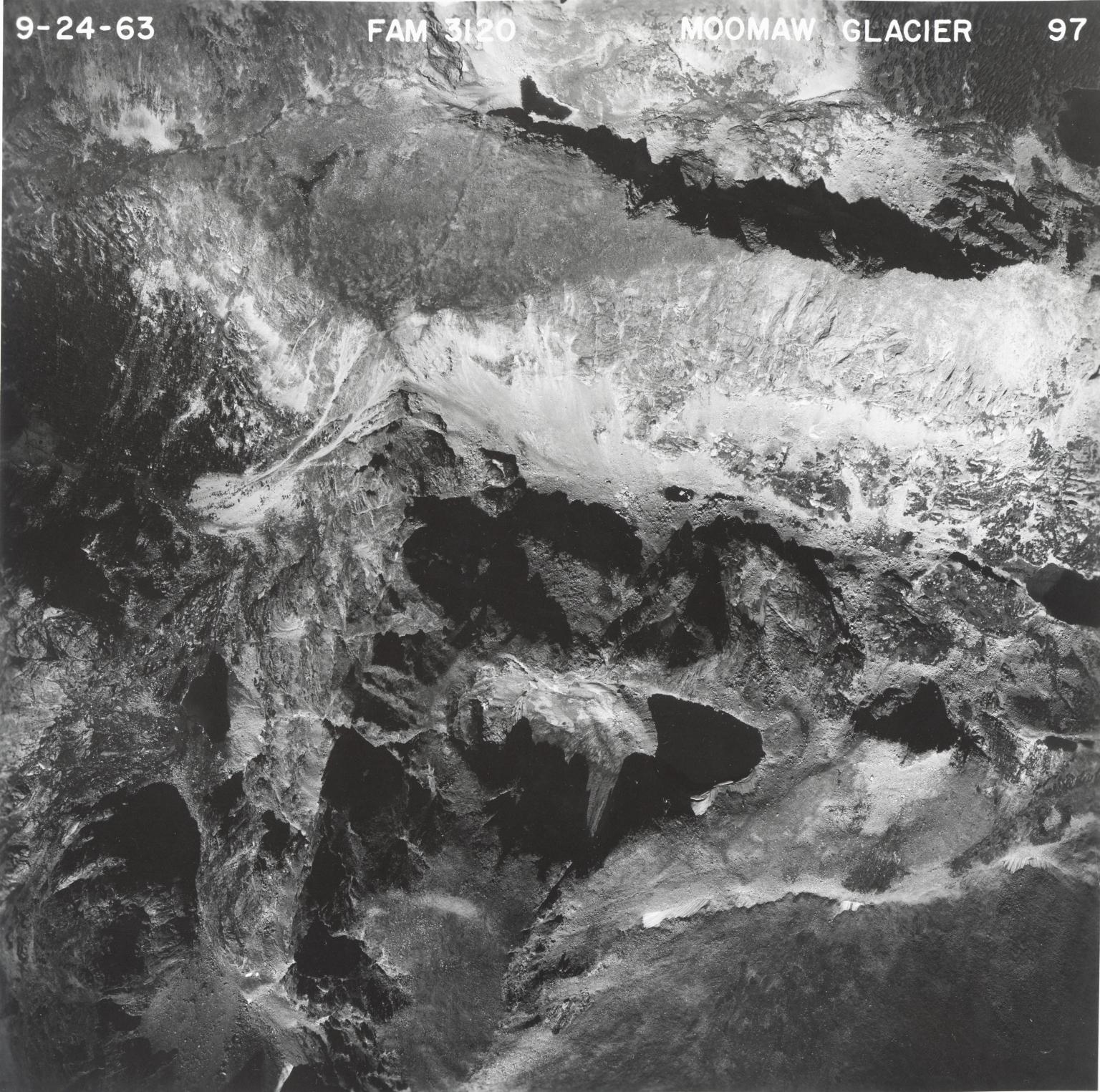 Moomaw Glacier, Colorado, United States