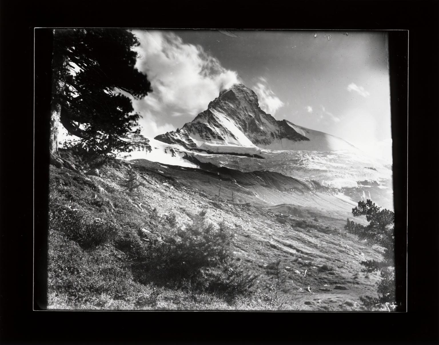 Matterhorn, from Staffel Alp, Valais, Switzerland