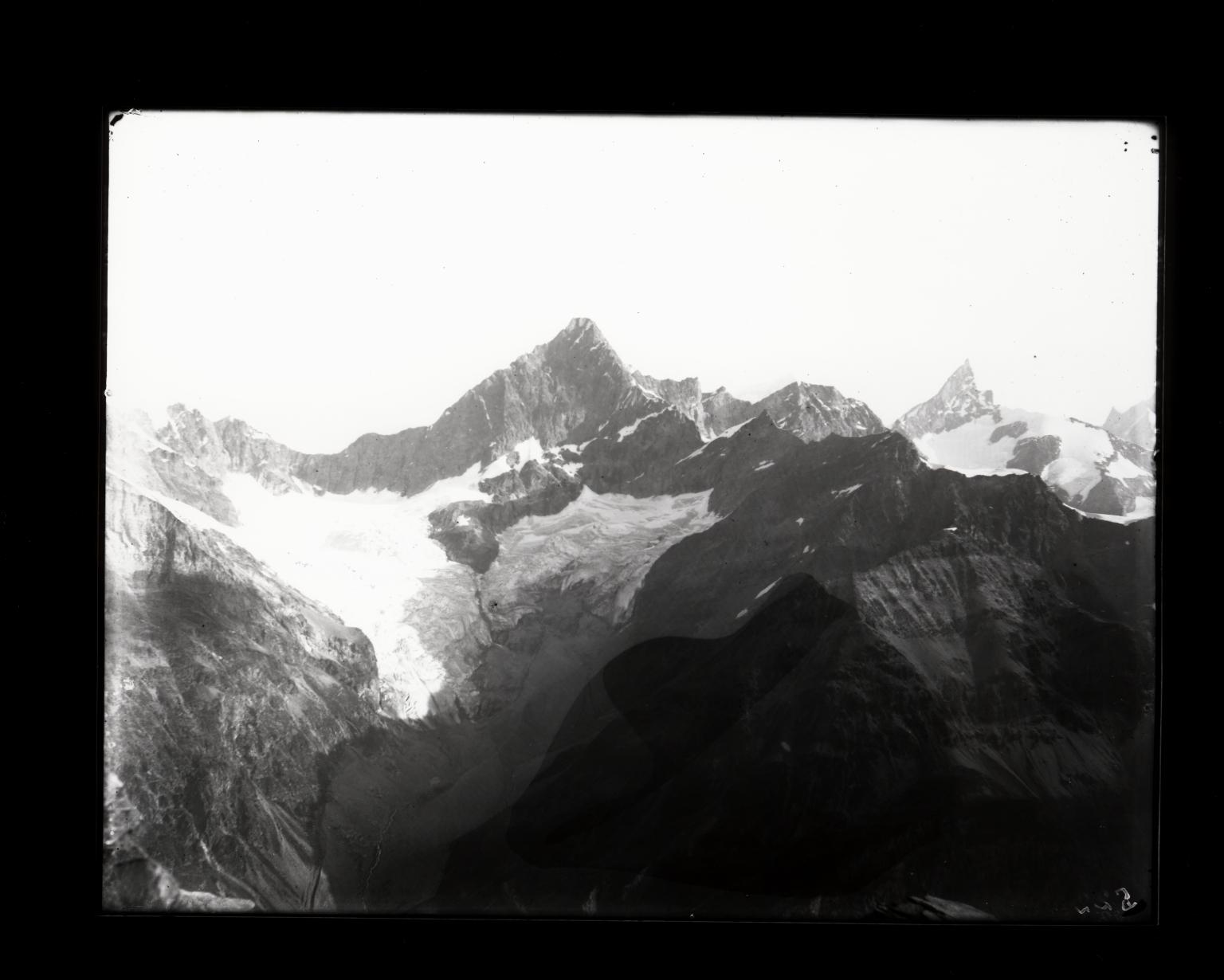 Zinal Glacier, Switzerland