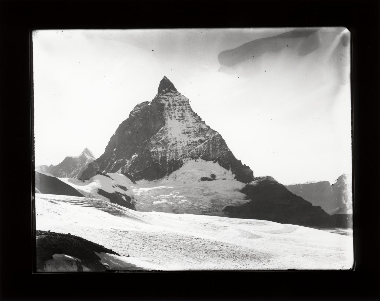 Matterhorn from Theodul Pass, Italy and Switzerland