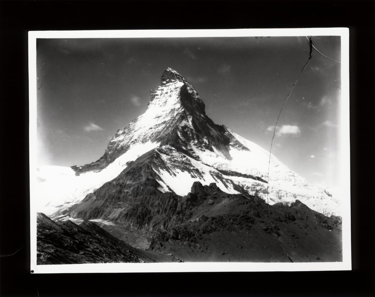 Matterhorn from Hornli Hut, Switzerland